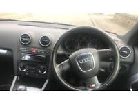 Audi A3 SLine Quattro