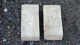 White Floor Bricks for sale