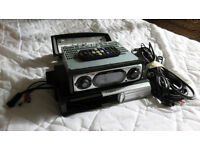 Car Stereo and 6 CD Autochanger (used)