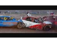 Old cars wanted for banger racing