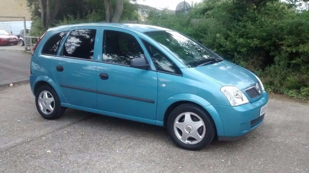 **VAUXHALL MERIVA 1.6 LIFE ** NEEDS A GEAR LINKAGE**£350** MUST SELL**£350