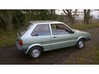 **ONLY 33K Classic K10 Nissan micra