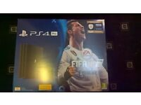 Ps4 Pro 1tb Sealed Brand New