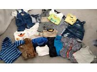 Baby boy bundle age 3-6 months