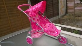Doll Pushchair (3)