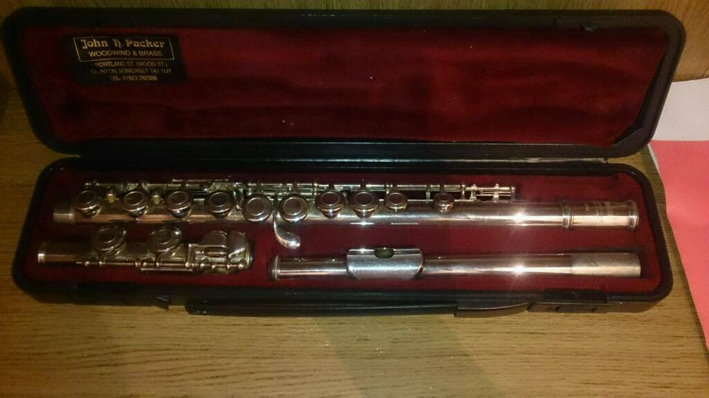 Used Yamaha Flute 211 in hard case. £250 ONO. Collect from Ammanford or Swansea.