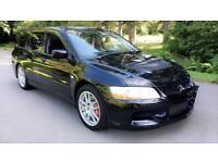2006 Mitsubishi Lancer evolution 9 mr fresh import estate GT model