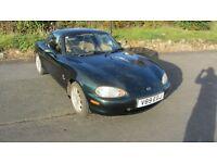 Mazda MX5 1.8i SE 1999