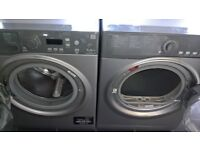 matching pair hotpoint washer and dryer both 7kg