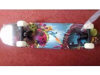 Skateboard - brand new in packaging