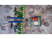 Childrens book ends and calendar