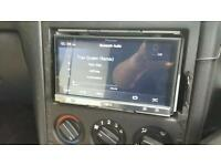 Pioneer app da110 double din stereo bluetooth usb radio hdmi screen mirroring