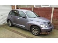 Chrysler PT Cruiser touring edition Automatic exchange motorcycle