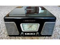 Crosley vintsge radio reproduction