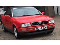 Audi Cabriolet 1996 owners manual/handbook