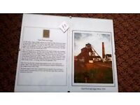 picture of east pool mine with write up
