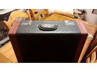 BACHMAYER SOLINGEN CARRY CASE HARD SIDES,IDEAL FOR HATS