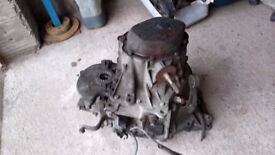 Peugeot 306 Gearbox 1.9D 5 Speed Manual