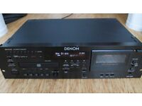 Denon DNT-625 (+rack mounts) with manual and remote
