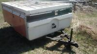 trailer project for sale !!! make offer want gone