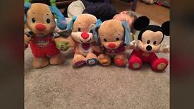 Fisher price pups