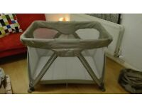 Nuna Sena Travel Cot - Rarely used