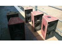 Electro Voice Delta Max DML1152. 15 inch + horn. nightclub/disco/theatre/pub/stage/band/disco