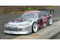HPI RS4 SPORT 3 1/10 SCALE RC ELECTRIC RTR DRIFT CAR,2.4GHZ,SPRINT,TT01,4WD,LOSI