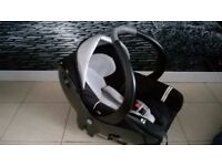 NICE CLEAN REATIS-FIX OXYGEN CAR SEAT , BABY CARRIER