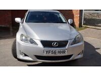 Lexus IS220d Full Service History Very Clean