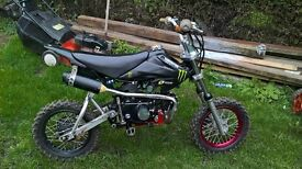 pit bike xsport 125