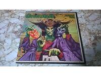 Greenslade 'Time and Tide' Vinyl (1975/K6126/Warner/Burbank Label/A2-B2/Prog).