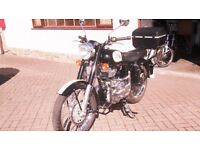 Royal Enfield 500cc