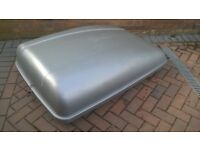Car Roof box suitable Car Van Camper Trailer Carbooter Extra space Holidays