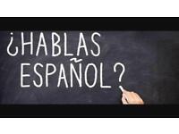 15£ Spanish lesson