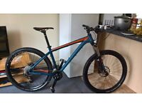 Mountain Bike - Saracen 2017, barely used. (new is £800)