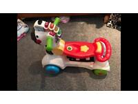 Fisher price 3 in 1