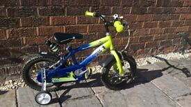 Raleigh Striker bike 14 inch. Excellent condition.