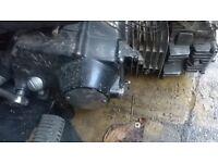 stomp bike engine and etc £ 45