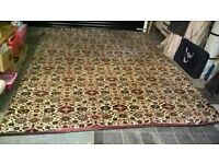 Carpet: retro style