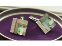 Ted Baker cufflinks UNUSED, original packaging- suitable as gift