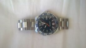 Tag Heuer F1 Mens Watch