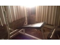 decline bench chest press olympic heavy duty commercial