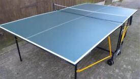 Full Size NB Enebe Folding CTT Table Tennis/ Ping Pong Table