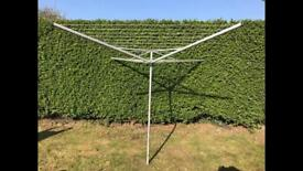 Rotary Clothes Line - Nearly New