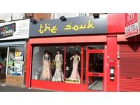 Unit situated in Sparkhill within a busy and popular shopping stretch. Fully renovated - 155 sq ft