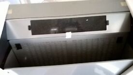 Intergrated Extractor, New, silver,.600mm