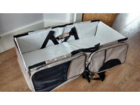 Baby Portable Nursery Bag and Carrycot - TRAVEL BABY BASSINET