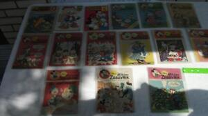collection 15 revues comic book Mickey Mouse Yougoslavia
