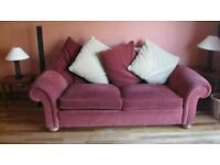 For Sale a Grand Sofa and a Large Sofa manufactured by Henderson Russell - high quality.